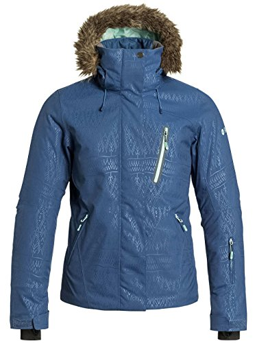 Roxy Damen Snow Jacket Jet Ski Ensign Blue
