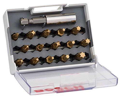 BOSCH, Set di punte per trapano avvitatore, 2 mm 16 pz. - 2607001930