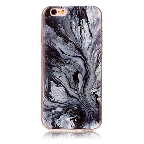 Cover iPhone 6 iPhone 6s, Sportfun morbido protettiva TPU Custodia Case in silicone per iPhone 6 iPhone 6s (06) 12