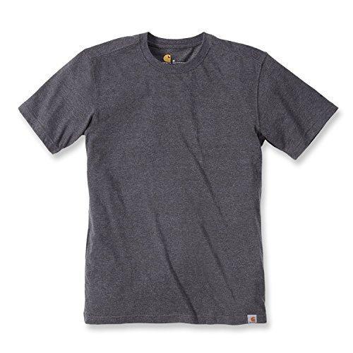 carhartt-maddock-basic-t-shirt-t-shirt-de-travail-gris-medium