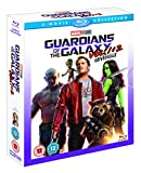 Guardians Of The Galaxy Vols 1 & 2 [Blu-ray] [2017] [Region Free]