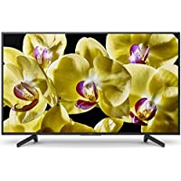 Sony Bravia 138.8 cm (55 inches) 4K Ultra HD Smart Certified Android LED TV KD-55X8000G (Black) (2019 Model)