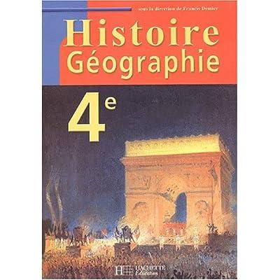 Histoire Geographie 4eme Pdf Download Free Garrethervey