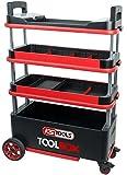 KS Tools 895.0015 Toolbox Werkzeugwagen/Montagewagen, absenkbar und verschließbar