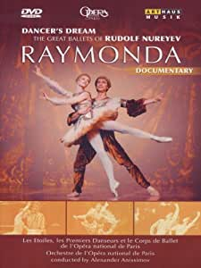 """Raymonda"" Les Grand Ballets De Rudolph Nureyev. Rêves D'Etoiles [jewel_box]"