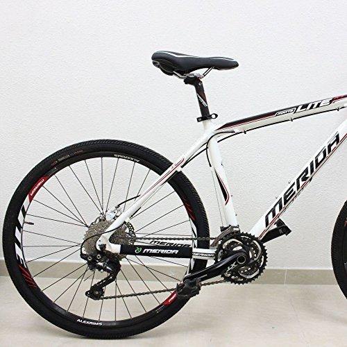 1210* * * * * * * * * * * * * * * * 105mm VTT chainstayp Chaînes Protection Cyclisme Accessoires Noir