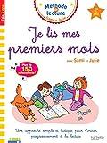 Je lis mes premiers mots avec Sami et Julie Dès 5 ans
