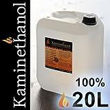 20 Liter Bioethanol 100%