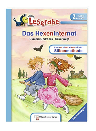 Leserabe mit Mildenberger. Das Hexeninternat