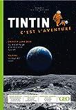 Tintin c'est l'aventure : Tome 1, Objectif lune...
