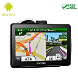 Sat Nav for Car-HOCOMO GPS Navigation System with 7 InchHD Touch Screen, 8GB