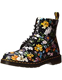 Dr. Martens Pascal DF Black Darcy Floral 22728001, Boots 7ae7b6ad575e