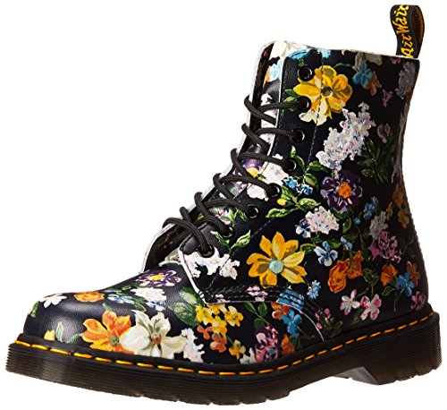 Dr. Martens Womens Pascal DF Ankle Boot, Darcy Floral, 5 Medium UK...