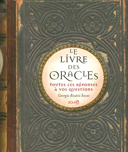 Le Livre des oracles par Georgia ROUTSIS SAVAS