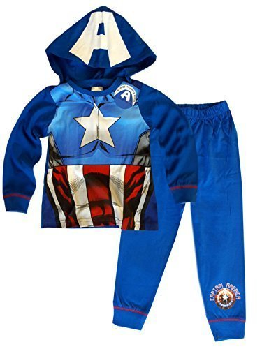 boys-avengers-capt-america-novelty-pyjamas-pj-age-2-8-years