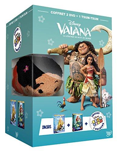Vaiana, la légende du bout du monde + La Petite sirène [+ 1 peluche Tsum Tsum de Vaiana]