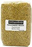 JustIngredients Essential Graines de fenugrec (Fenugreek Seeds) 500g