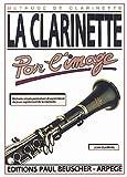 Partition : La clarinette par l'image