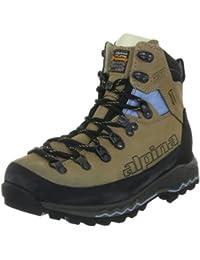 Alpina 680187 680187 - Zapatillas de senderismo de cuero para mujer