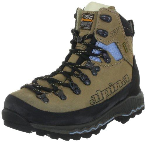 Alpina 680187, Scarpe da escursionismo donna Beige (Beige (beige 8))