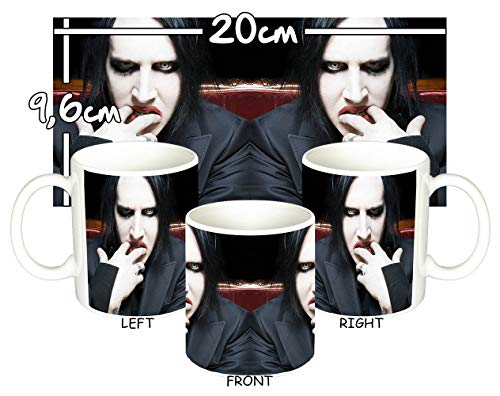 Marilyn Manson A Tasse Mug