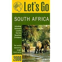 Let's Go 2000 South Africa (Let's Go. South Africa, 2000)