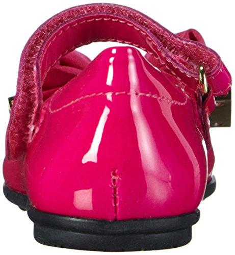 Moschino 25685.0 Mädchen Mary Jane Halbschuhe Pink (Pink)