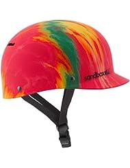 Sandbox Classic 2.0 Low Rider Cascos de wakeboard rasta