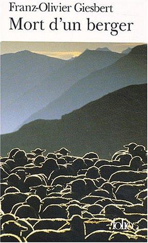 Mort d'un berger par Franz-Olivier Giesbert