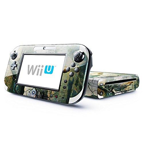 Segantini - Life Angel 2, Skin Autoadesivo Sticker Adesivi Pelle Cover Decal Set con Disegno Strutturato con Nintendo Wii U