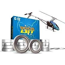 Boca rodamientos empresa JJRC H8C Quadcopter actualización de rodamientos