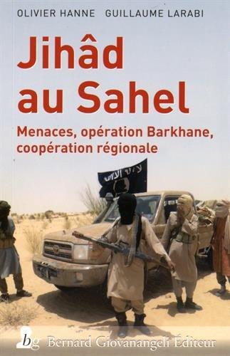 Jihâd au Sahel : Menaces, opération Barkhane, coopération régionale par Olivier Hanne