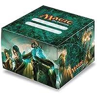 Ultra Pro Magic Dual Deck Box + 80 Deck Protector Conspiracy