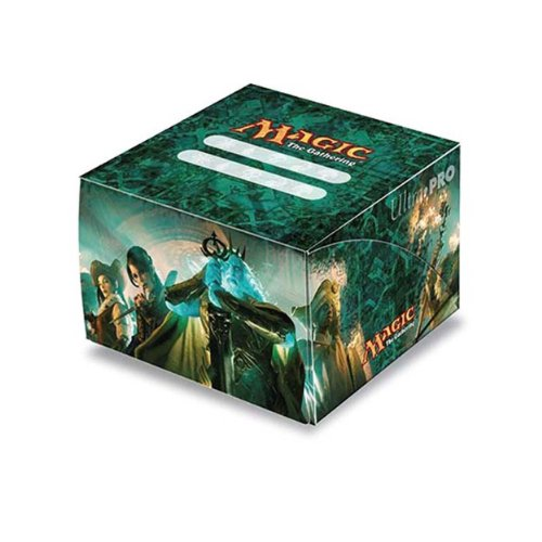 Magic Dual Deck Box + 80 Deck Protector Conspiracy