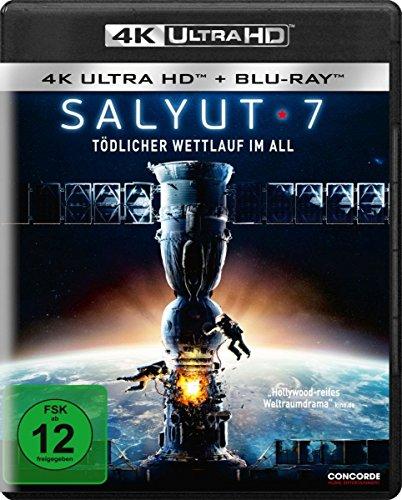 Salyut 7 - Tödlicher Wettlauf im All - Ultra HD Blu-ray [4k + Blu-ray Disc]