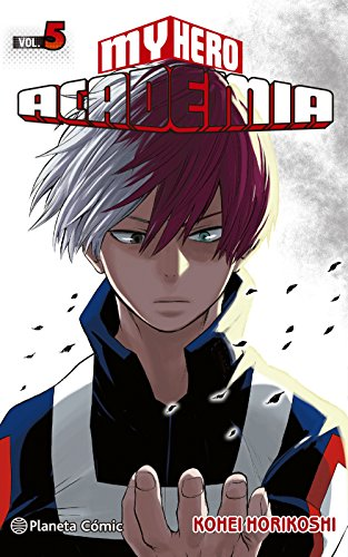 My Hero Academia nº 05 (MY HERO NO ACADEMIA)
