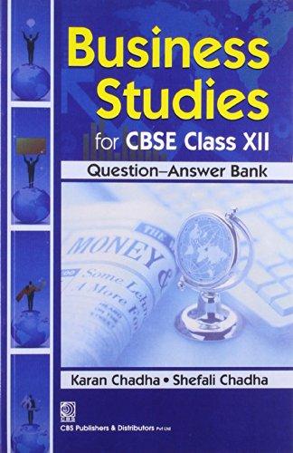 CBSE Class XII Question Answer Bank (PB) (Cbse Class 12)