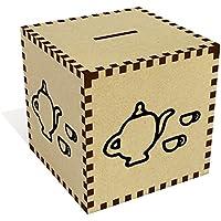 Preisvergleich für Azeeda Groß 'Tee Set' Sparbüchse / Spardose (MB00057904)