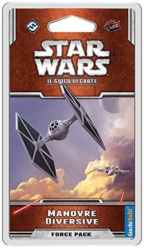 Unbekannt Giochi Uniti?Star Wars Kartenspiel LCG: Manöver Diversive Spiel von Karten Preisvergleich