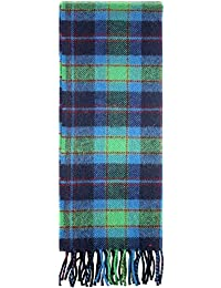 430d9af4cc580 I Luv LTD La lana de lujo escocesa de la bufanda de lana de cordero Distrito
