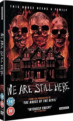 We Are Still Here [DVD]