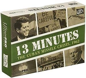 Ultra Pro 1196313Minutos: la Crisis de misiles de Cuba, 1962
