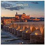ERIK - Calendario de pared 2020 España, 30 x 30 cm