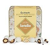 Lavolio nussige mini Eier - feinsten geröstete Mandel ummantelt mit drei verschiedenen Sorten von Schokolade - 175g