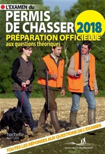 Permis de Chasser 2018