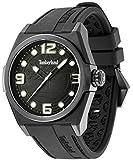 Timberland Herren-Armbanduhr XL Analog Quarz Silikon TBL.13328JPB/02A