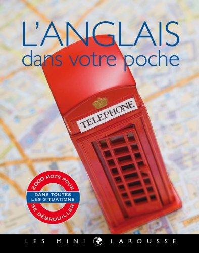 L'anglais dans votre poche par Collectif
