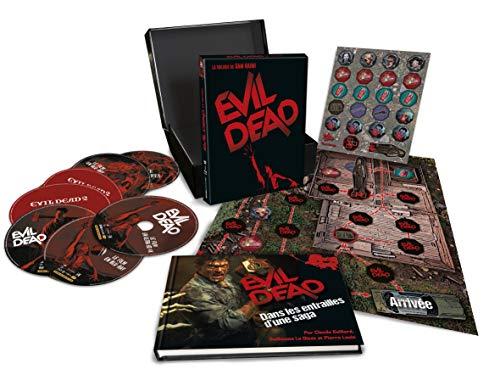 Image de Evil Dead : L'intégrale [Coffret Intégrale Ultime]