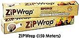 #5: Zipouch ZIPWrap Food Grade Cling Film 30cms Wide - Pack of 05 x 30 Meters = Total 150 Meters