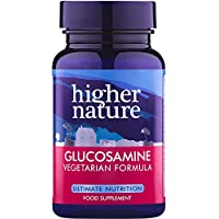 Higher Nature Vegetarisches Glucosamin-Hydrochlorid - 180 Tabletten preisvergleich bei billige-tabletten.eu